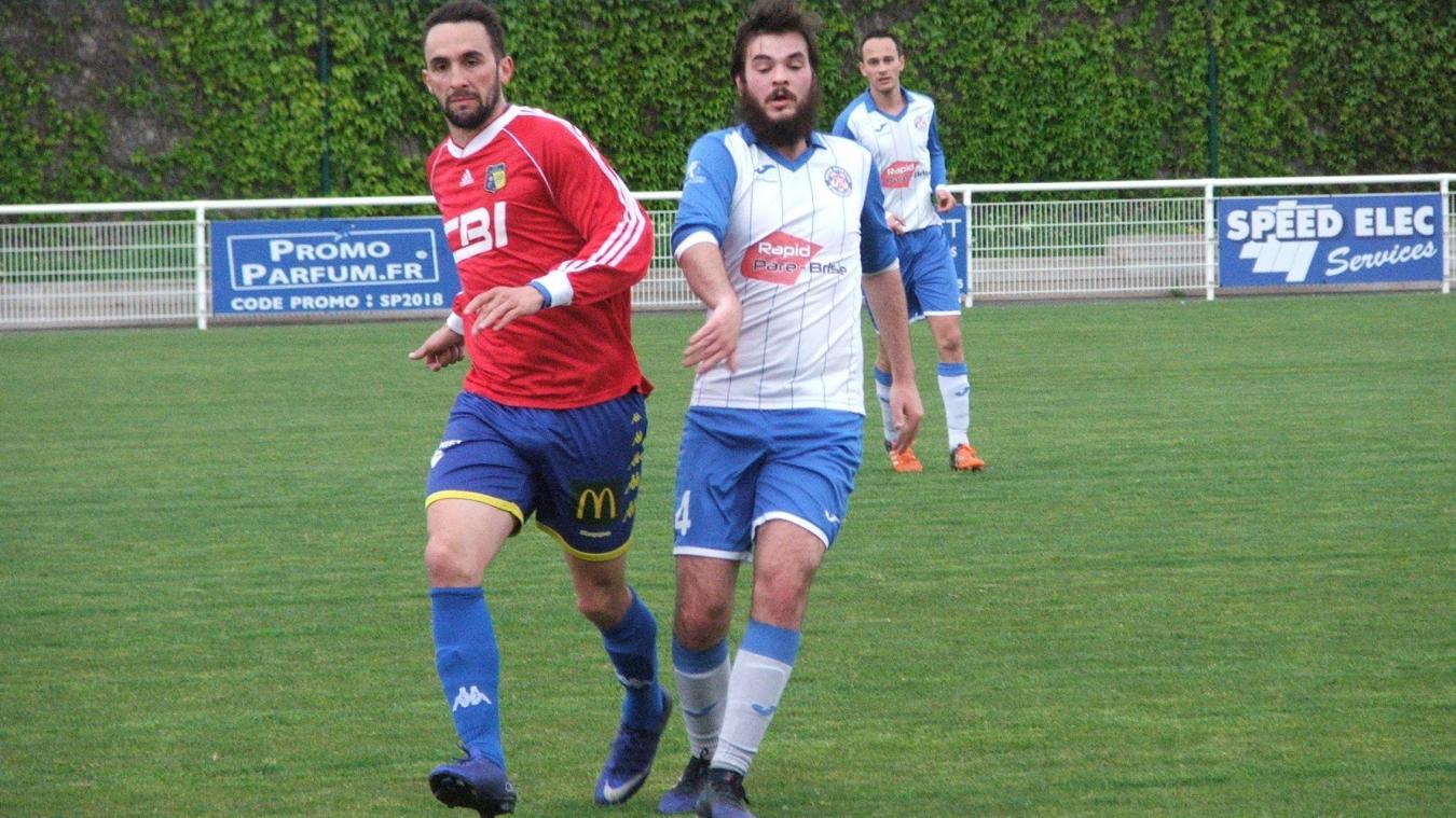 L'équipe B du Stade portelois (en rouge) connaît désormais ses adversaires du groupe B de N3.