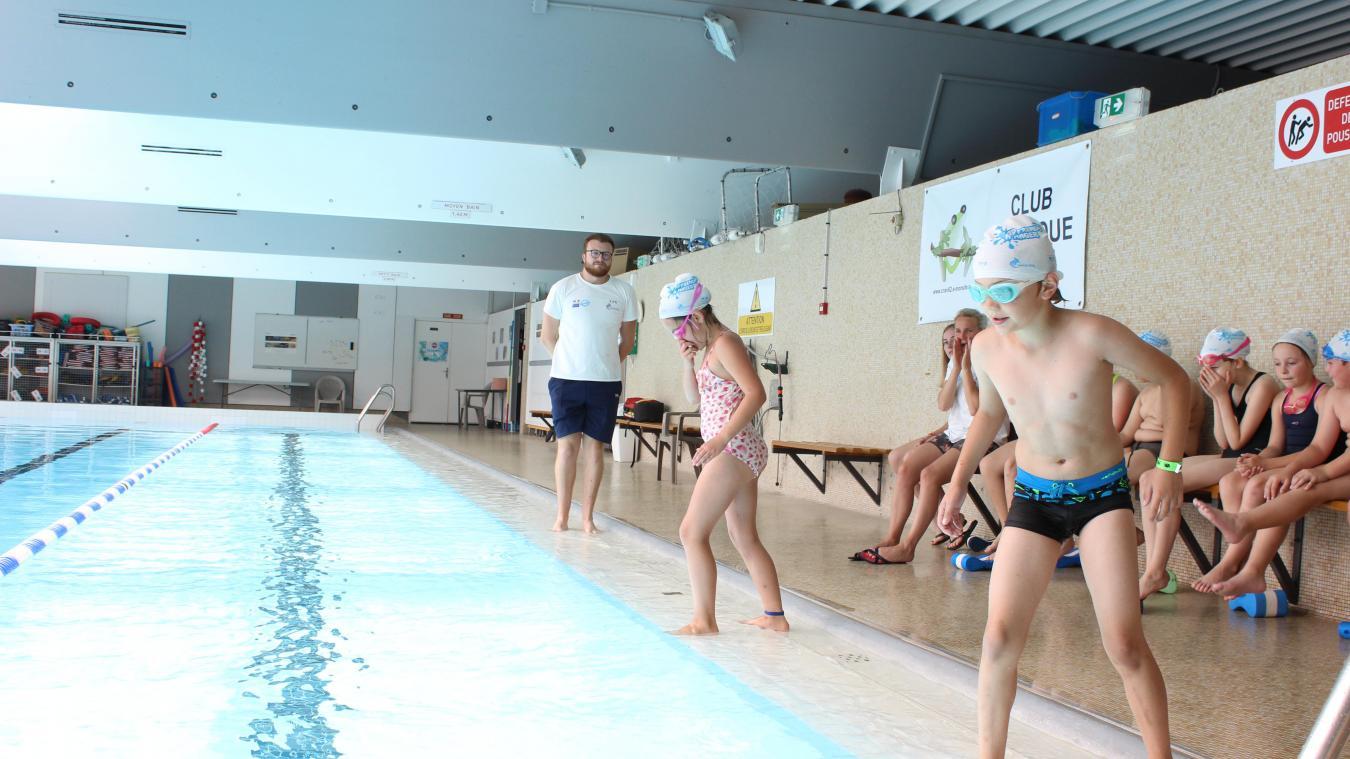 Avion : huit séances pour apprendre à nager