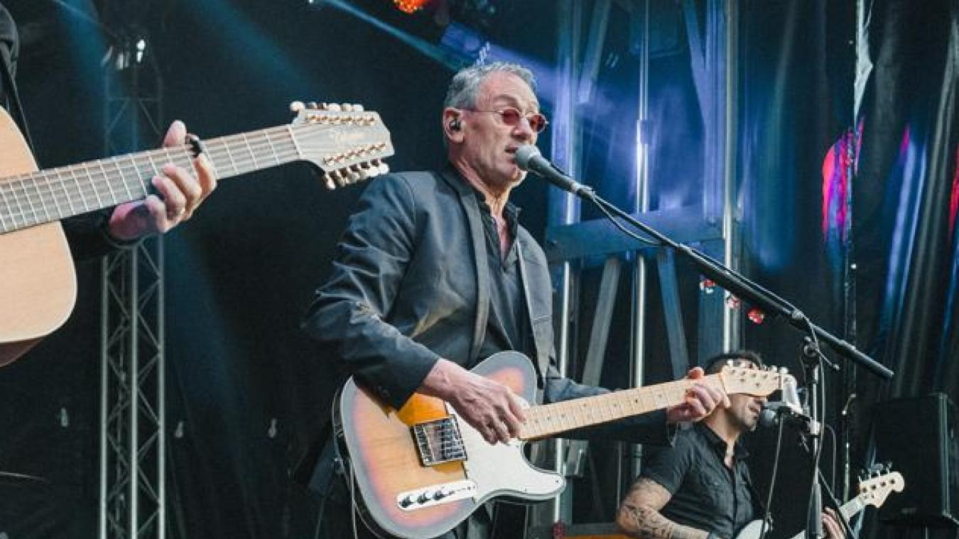 Le concert de Michael Jones aura finalement lieu au Palais des sports de Berck