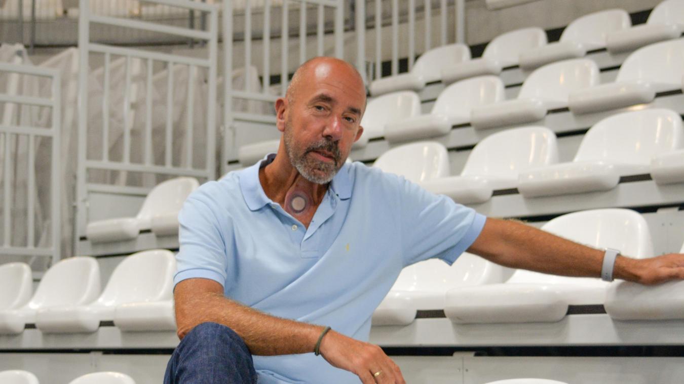 Eric Girard espère que cette nouvelle saison sera à l'image des deux premières saisons en Jeep Élite du Portel.