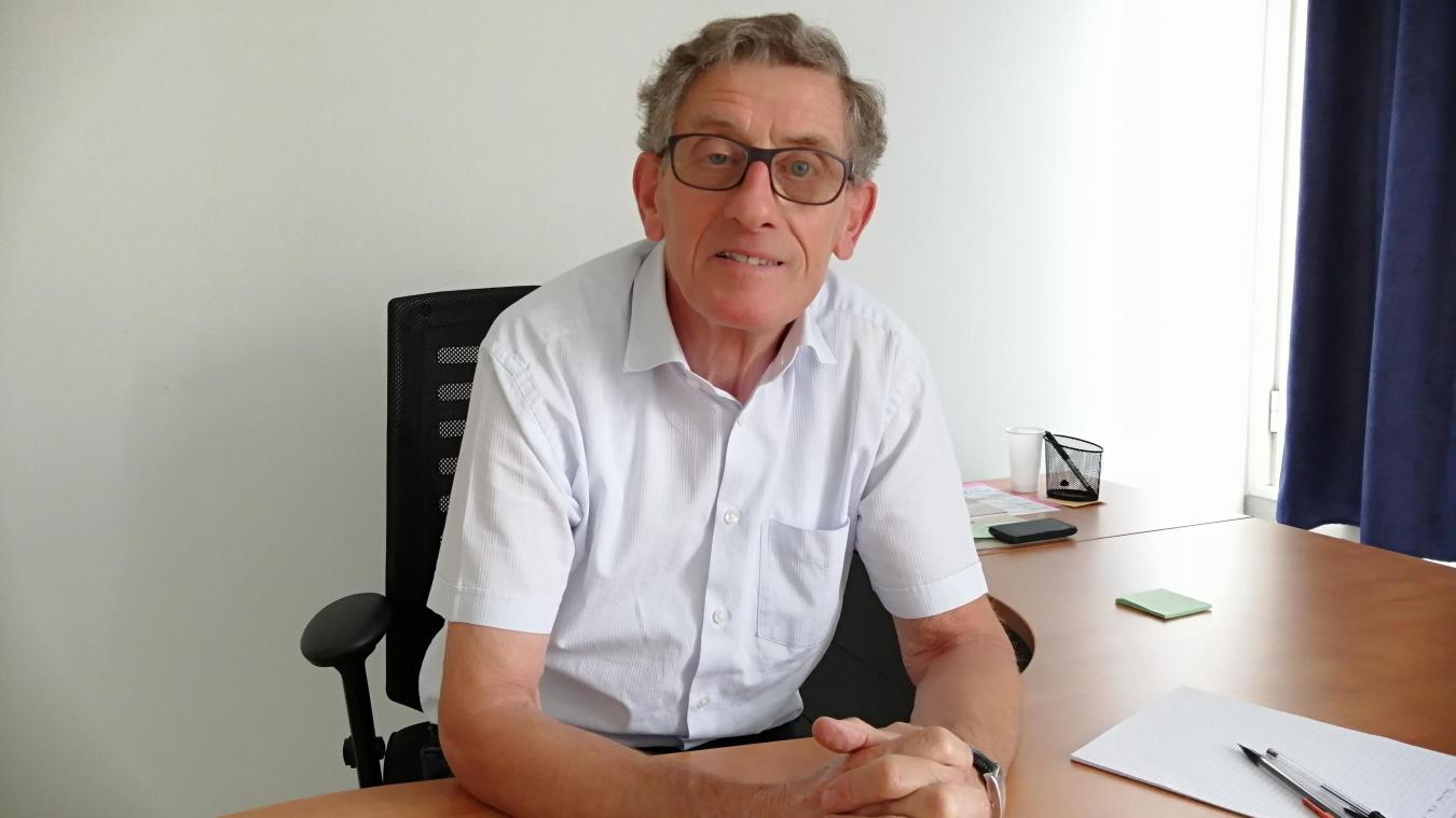 Jean-Luc Baret a construit sa vie et celle du monde associatif à Steenvoorde. Même s'il est à la retraite, il poursuit son engagement.