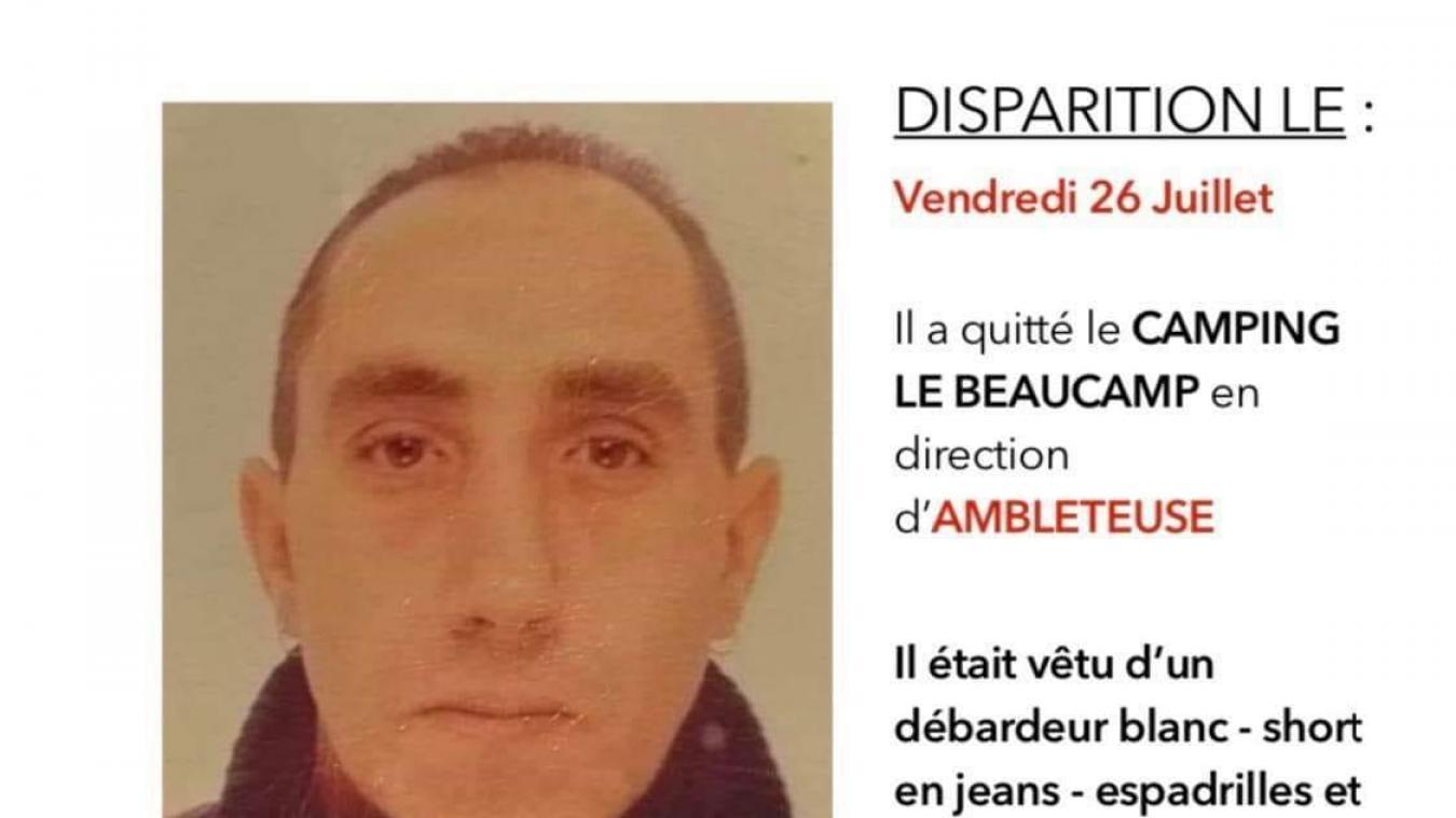Vitry-en-Artois : Christophe Skrzypczyk a disparu depuis vendredi