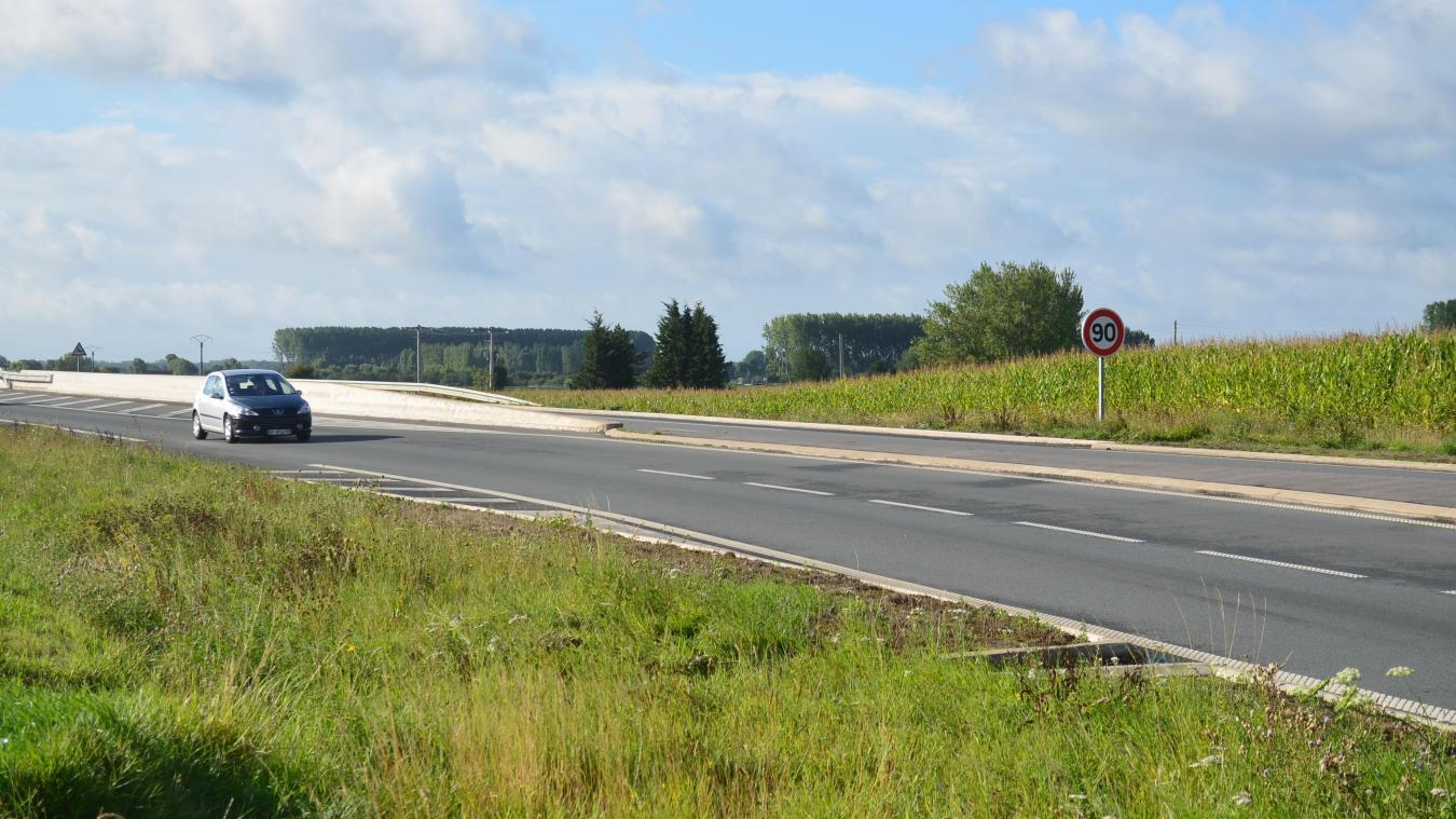 Le conducteur, originaire de la métropole lilloise, a été jugé en comparution immédiate pour avoir conduit à contresens sur la RD642 entre Hazebrouck et Strazeele. (Photo archives)