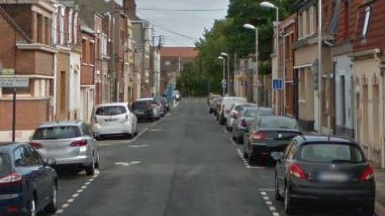 Travaux : la rue Bastille coupée après un effondrement de la chaussée