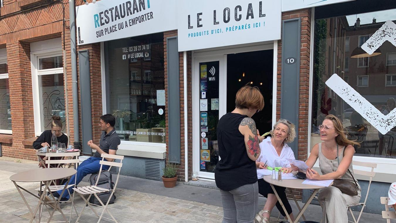 Restaurant : des nouveaux gérants au Local