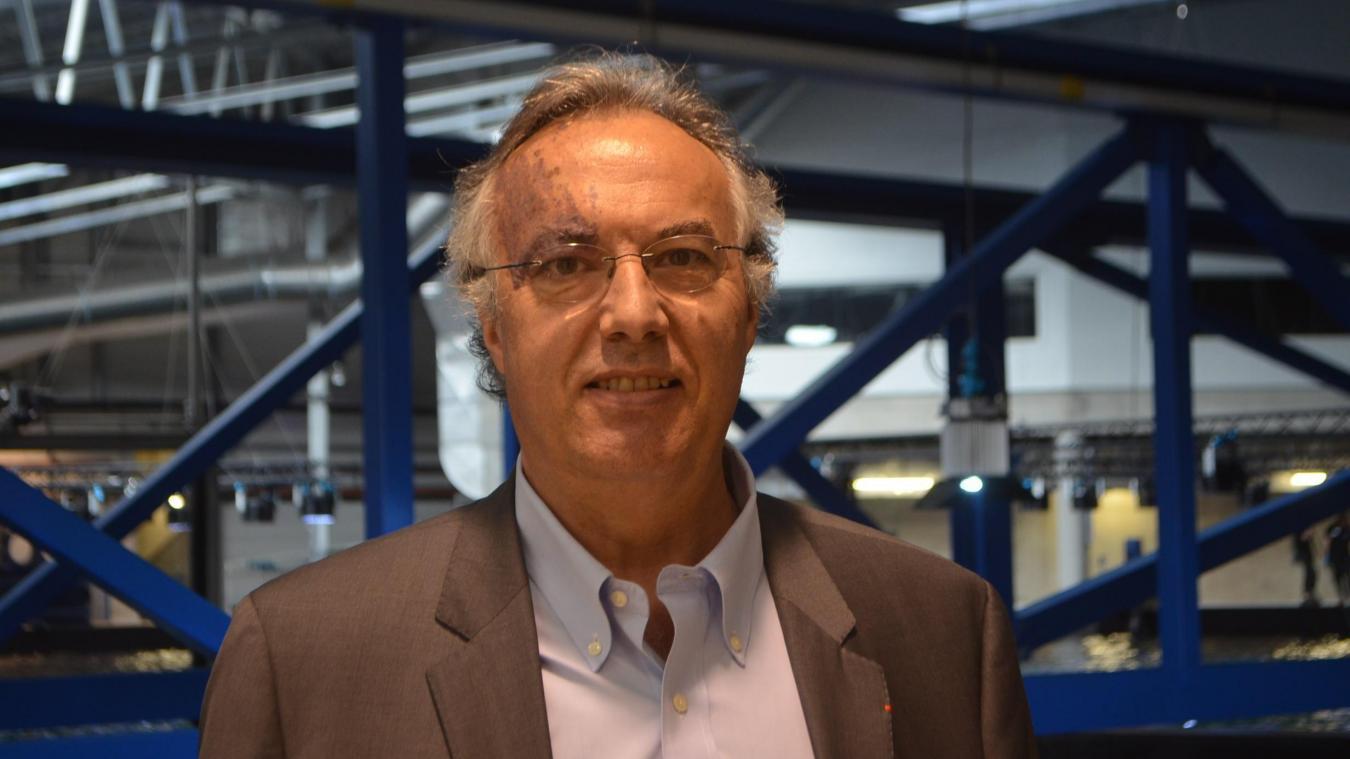 Le directeur Philippe Vallette estime que les attaques dont fait l'objet le centre de la mer sont « totalement injustifiées ».