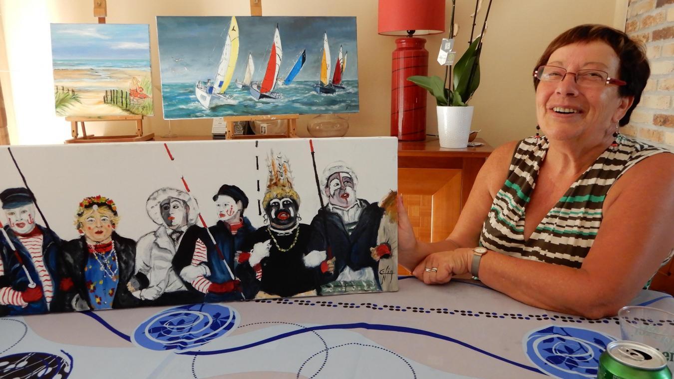 Les artistes dunkerquois se réuniront sur la digue de Mer