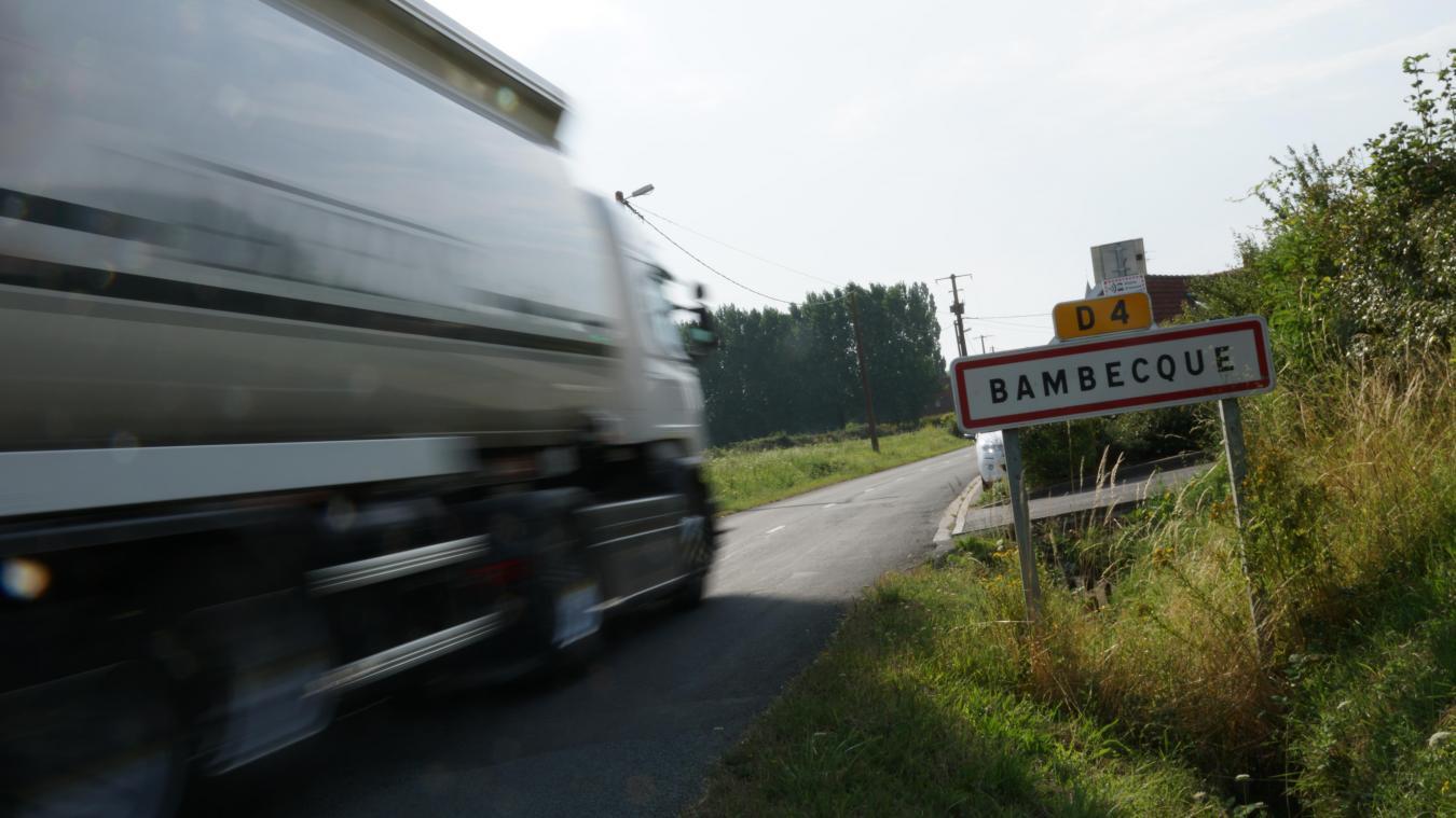 Le village de Bambecque pourrait être doté d'une caméra de surveillance capable de lire les plaques d'immatriculation. Une arme de taille pour lutter contre la délinquance en Flandres.