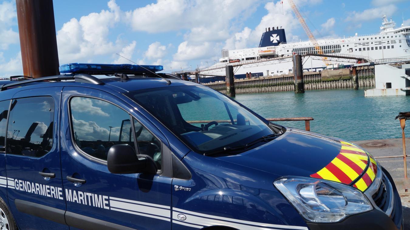 Le conducteur de la Peugeot 306 et son passager ont été appréhendés. (Illustration).