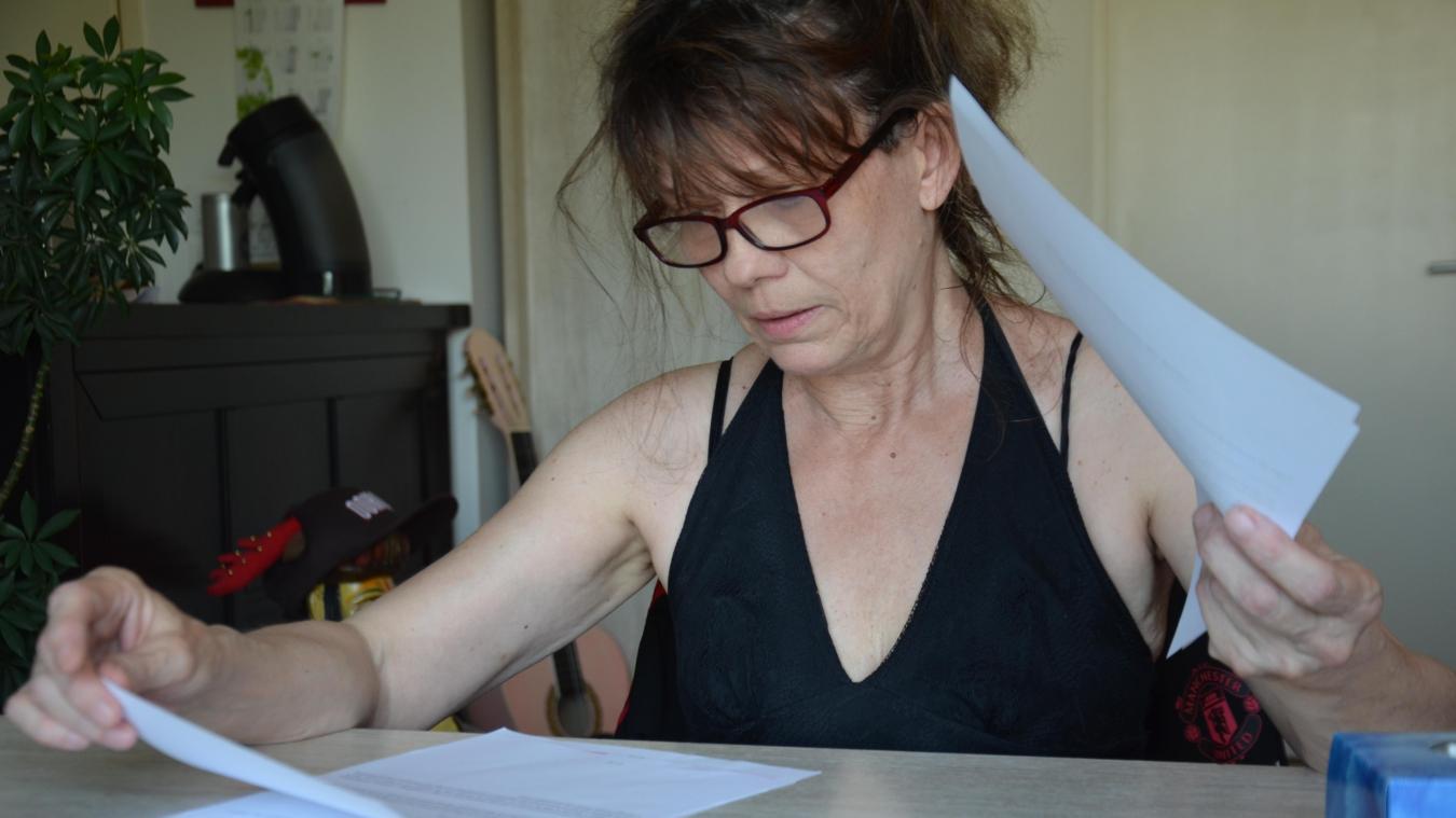Nathalie Lemaire, à travers son témoignage, a voulu dénoncer une situation qu'elle trouvait injuste.