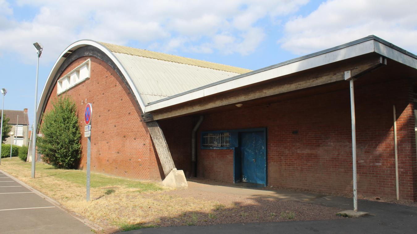 Nœux-les-Mines : la salle Douphy va entrer dans le futur