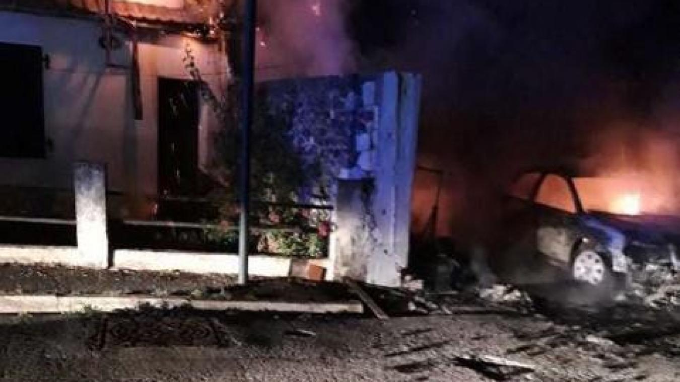 Neufchâtel-Hardelot : trois maisons incendiées dans la nuit