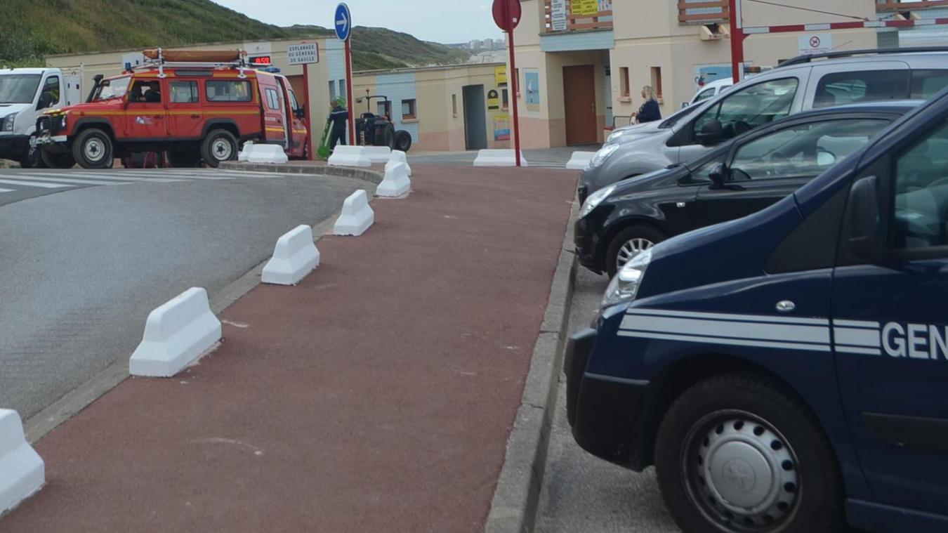 Équihen-Plage : le corps d'un homme retrouvé sur le sable