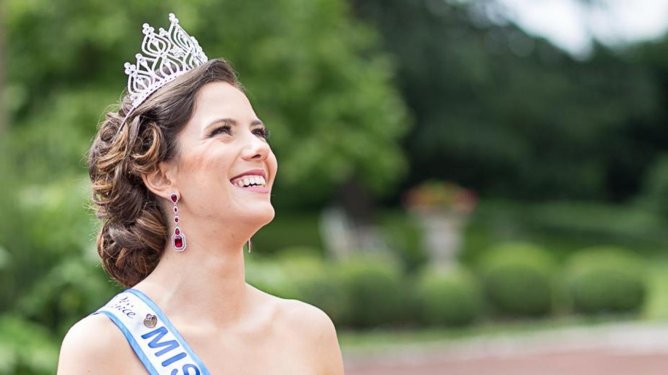 Mélina Mansouri rêve de devenir miss Nord-Pas-de-Calais.