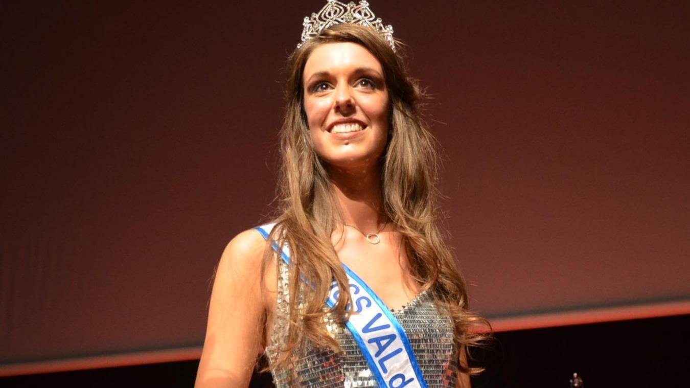 Aire: Et si notre Miss, Axelle Podvin, devenait Miss Nord-Pas-de-Calais?