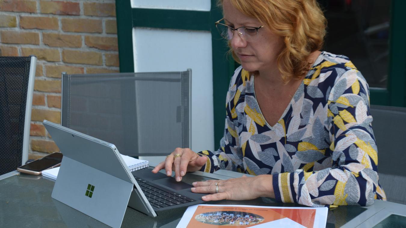 Claire Pillot travaille depuis de nombreux mois sur le projet. Il est sur le point de se concrétiser.