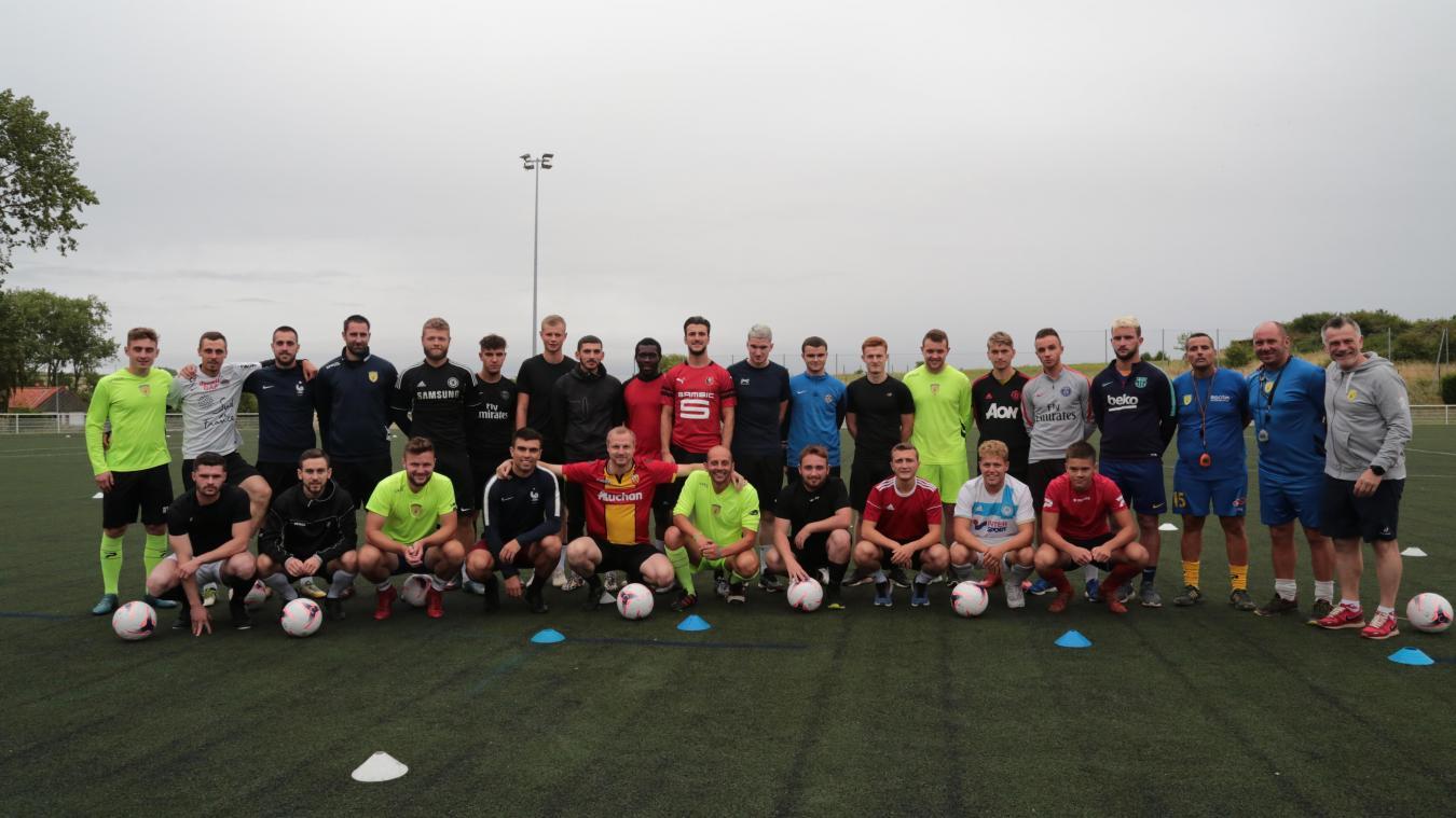 Les footballeurs de l'AS Etaples ont repris le chemin des terrains depuis ce lundi 5 août.