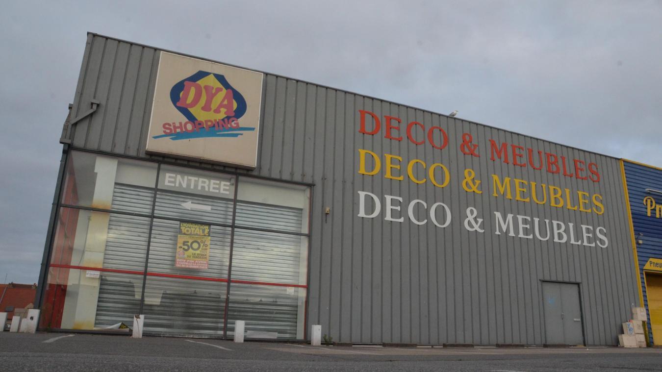 L'enseigne Dya shopping va bientôt disparaître pour laisser la place à son successeur, Action.