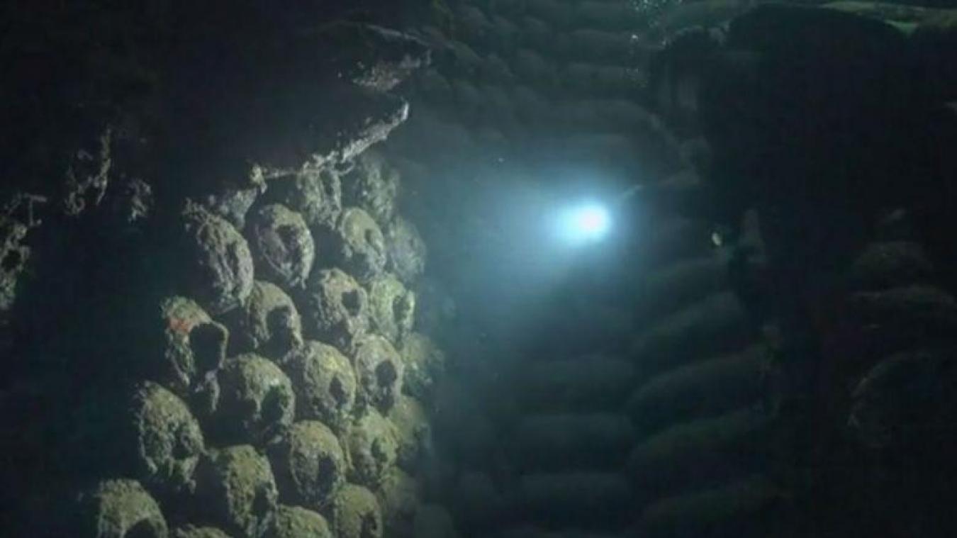 Le documentaire  Menaces en mer du Nord , de Jacques Loeuille, a révélé l'ampleur du danger. (REAL Productions/France 3 Hauts-de-France)
