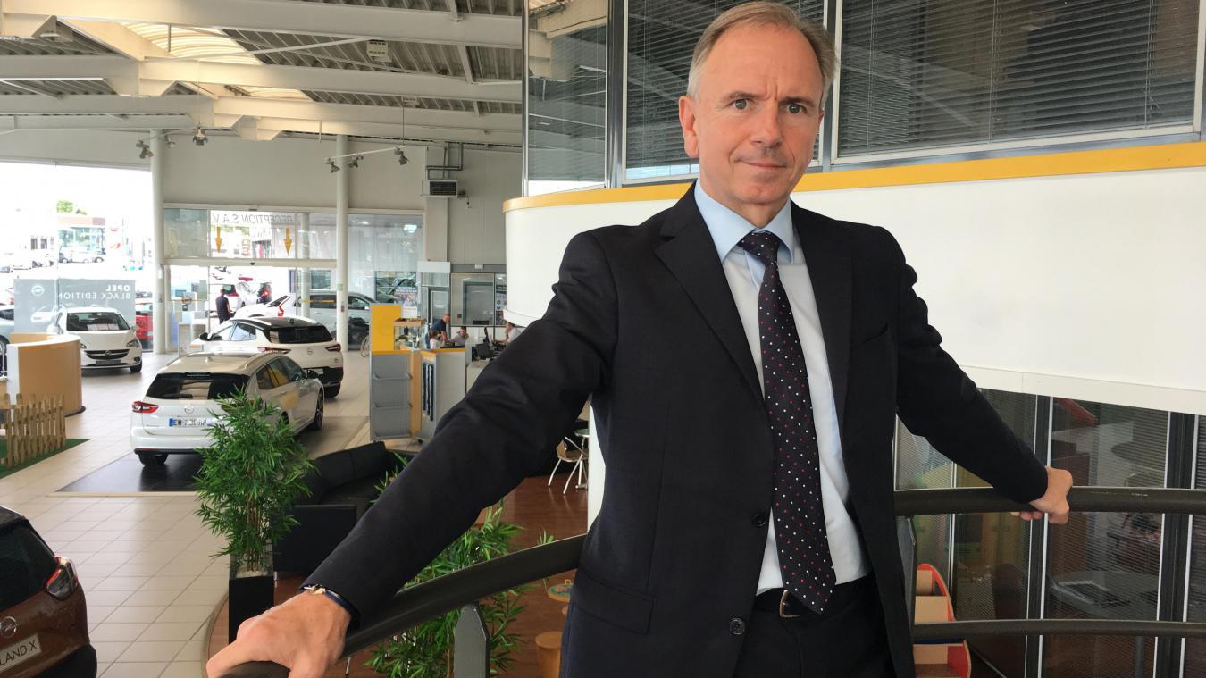 Originaire de Roubaix, Jean-Paul Lempereur connaissait assez peu l'Artois avant d'installer sa première concession à Courrières en janvier 1987.