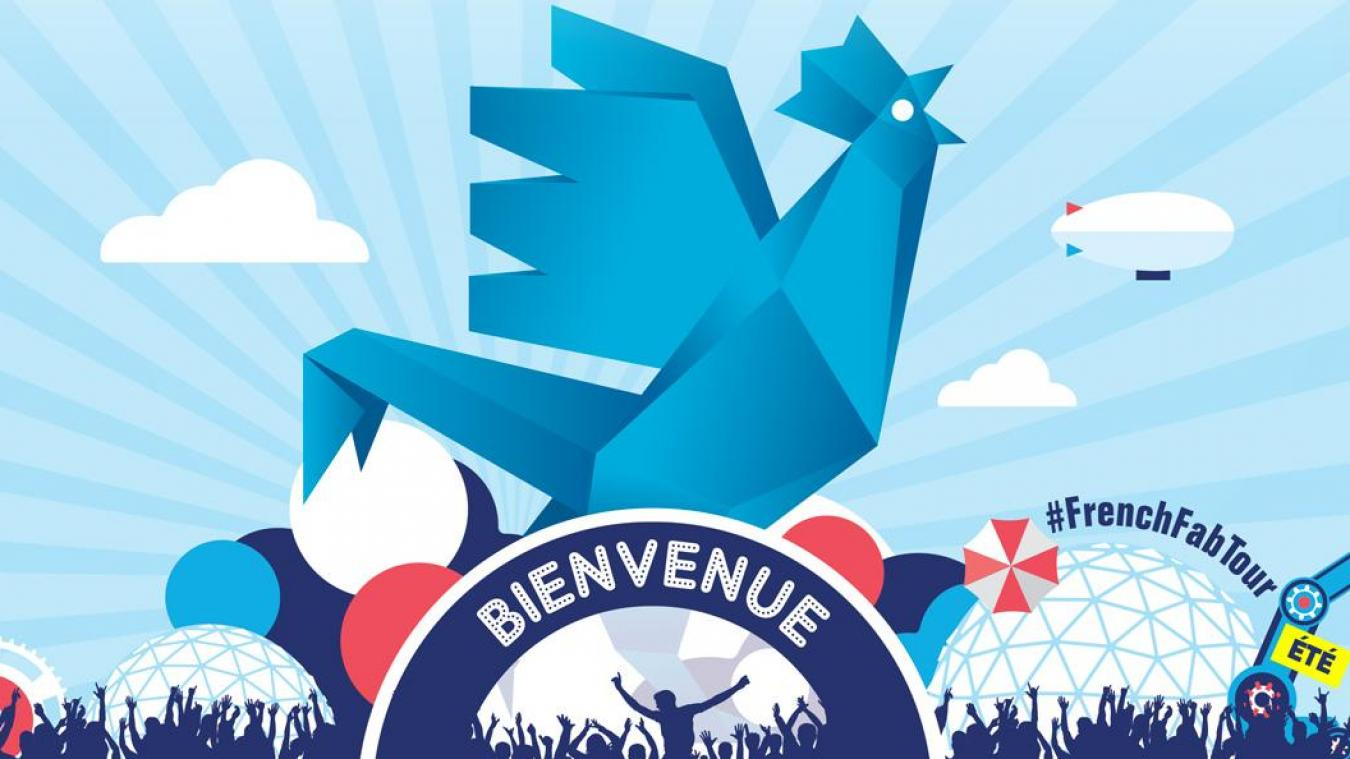 La French Lab tour sera de passage au Touquet ce lundi 12 août de 17h à 23h.