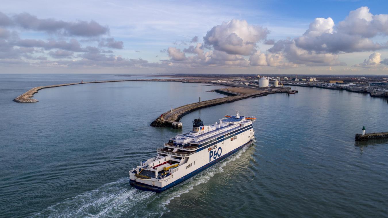 L'objectif est simple, contourner le port de Douvres. Tout le monde pronostique un engorgement de ce port avec le Brexit.