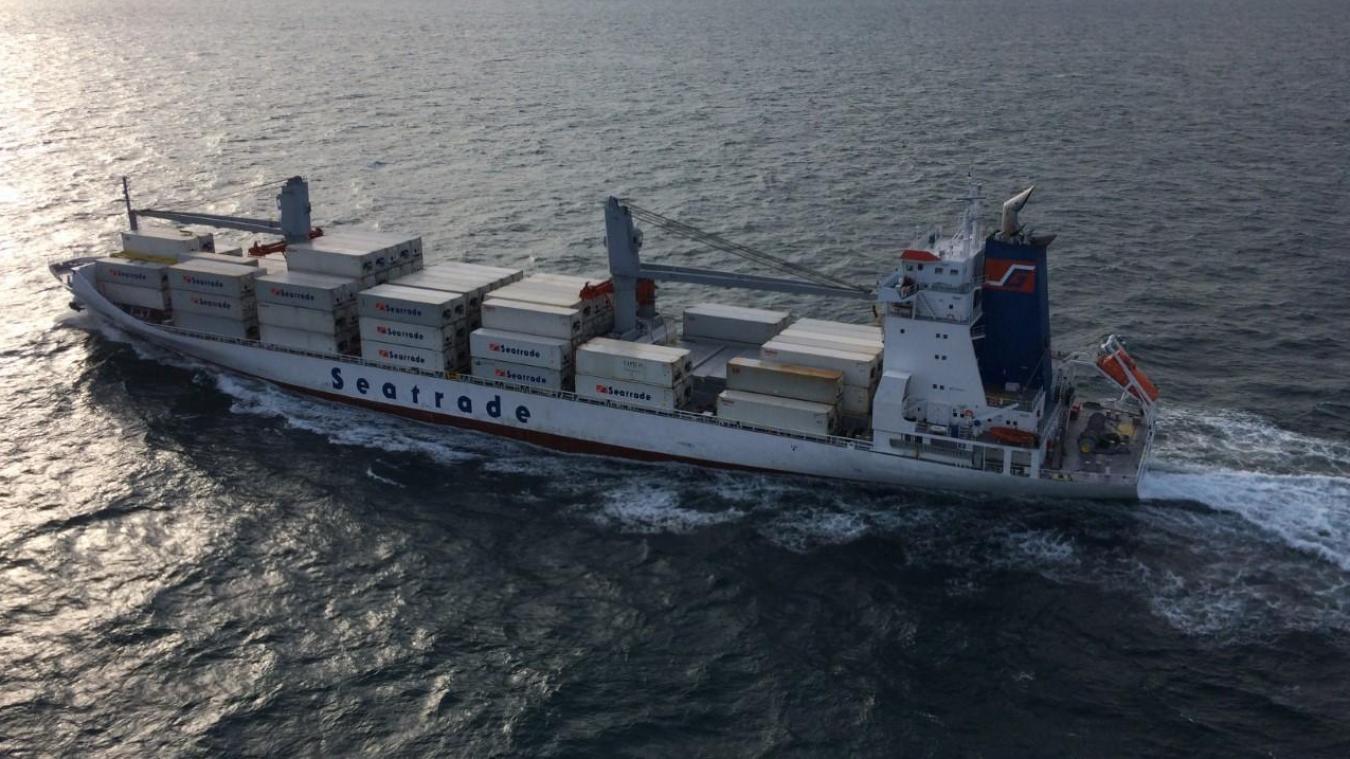 Évacuation médicale au large de Boulogne-sur-Mer