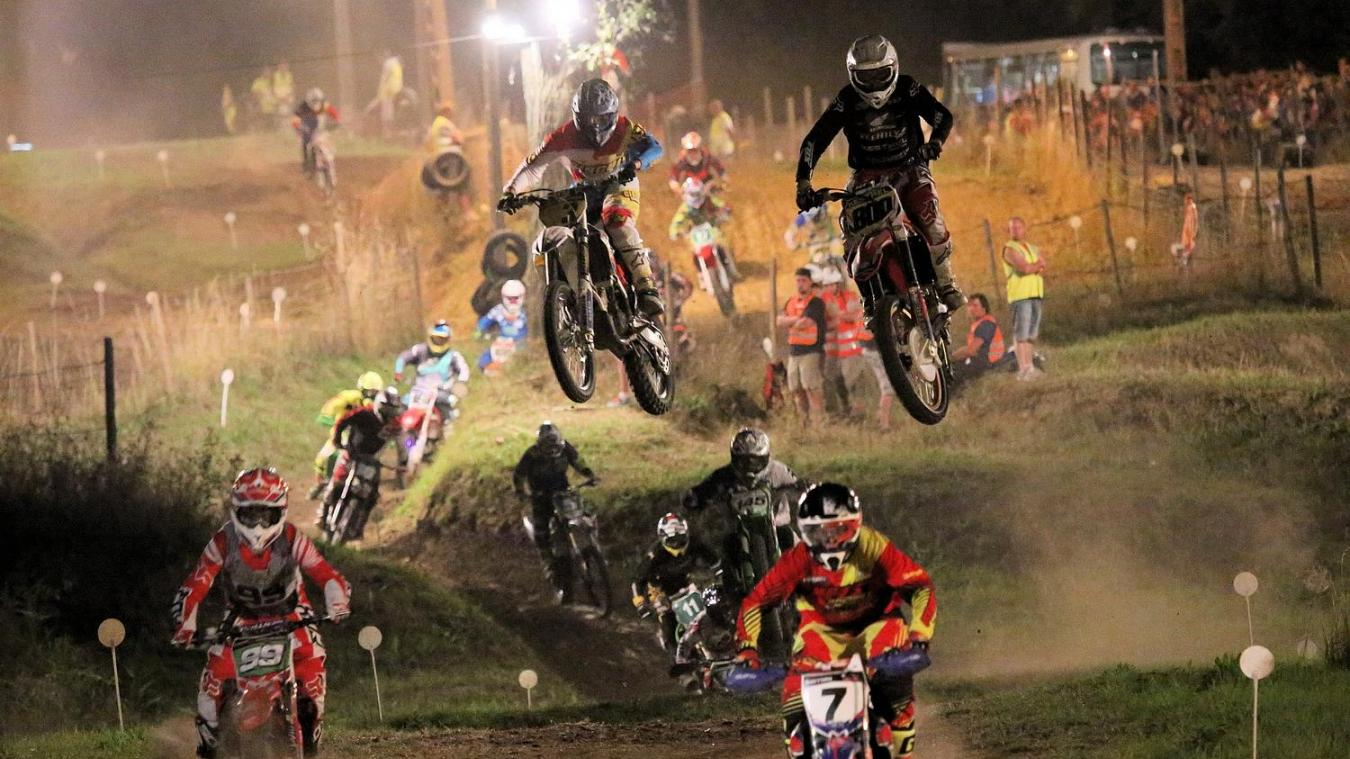 Isbergues : le moto-cross international a lieu demain en nocturne