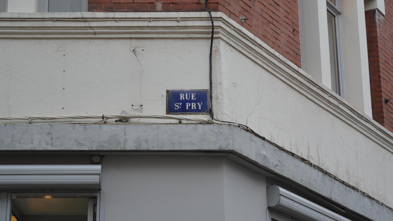 Béthune : l'histoire de la rue Saint-Pry