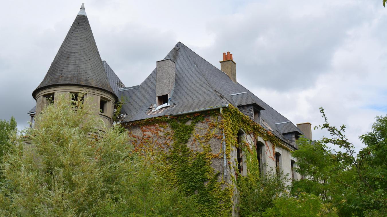 Gonnehem : le château de Werppe est-il hanté?