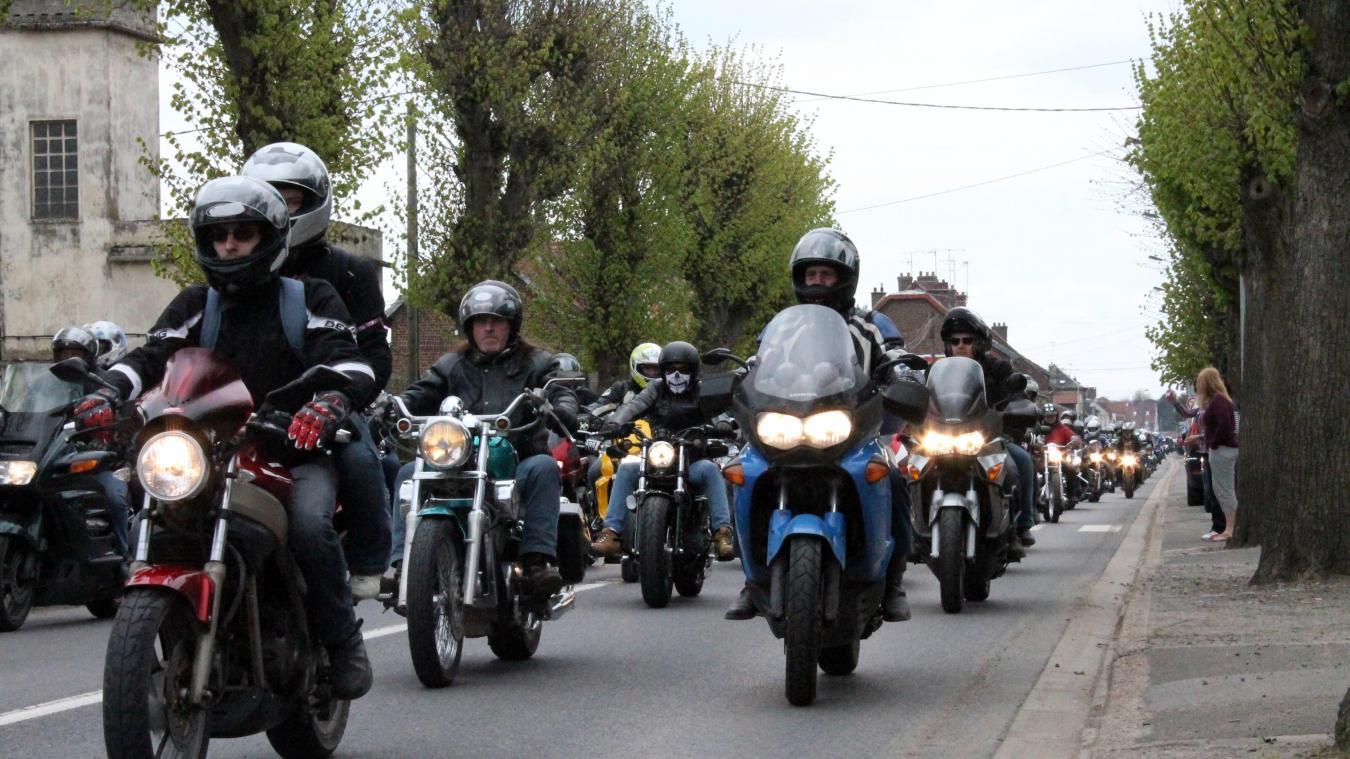 Plus de 1000 motards sont attendus ce dimanche 18 août.