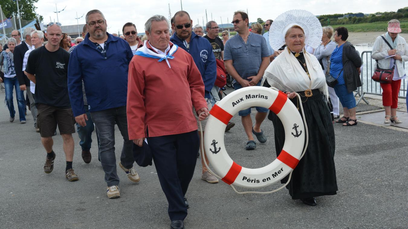 Messe et procession ce dimanche 18 août en mémoire aux marins disparus.