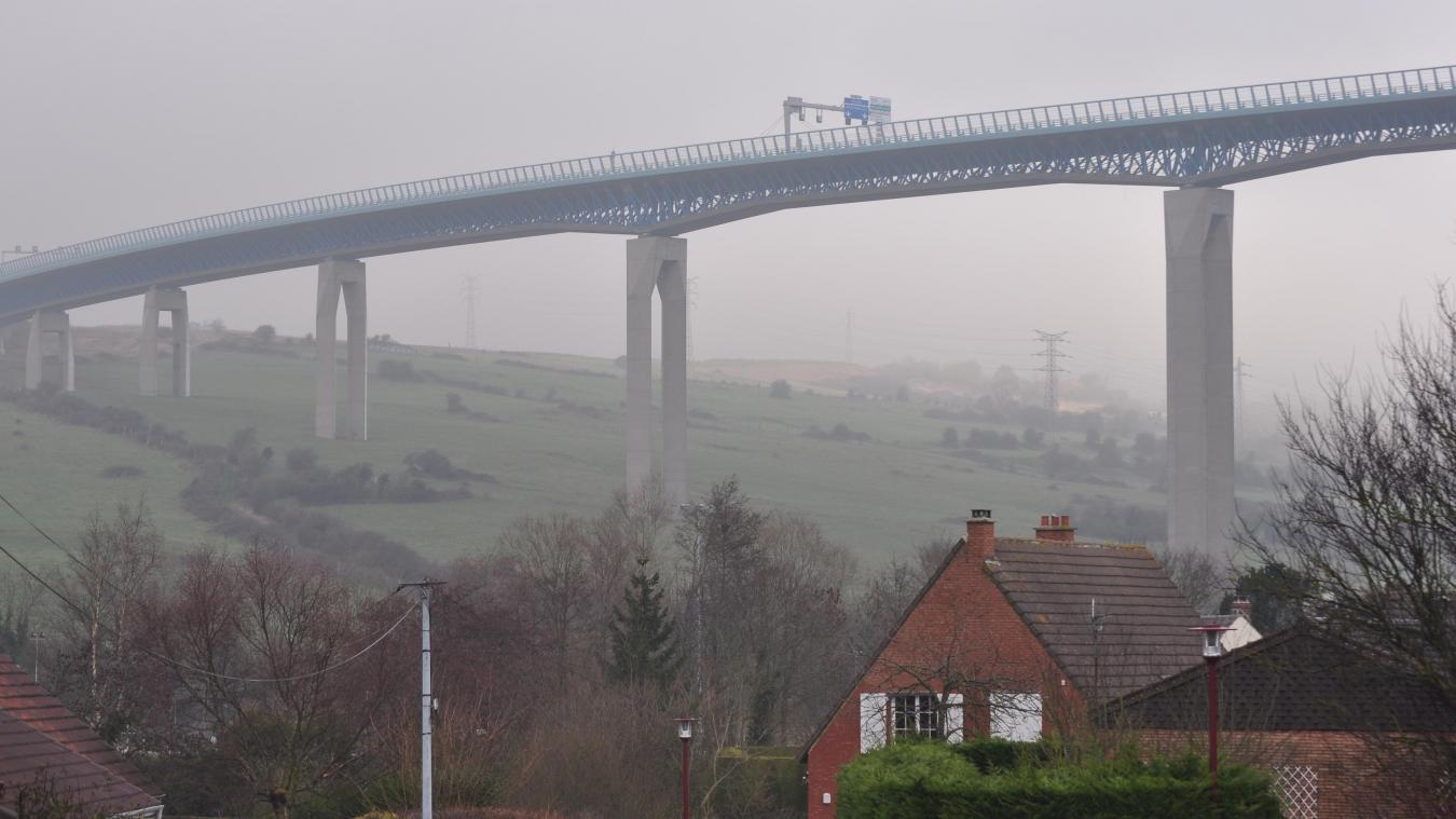 A16 : Le viaduc d'Echinghen toujours sous haute surveillance