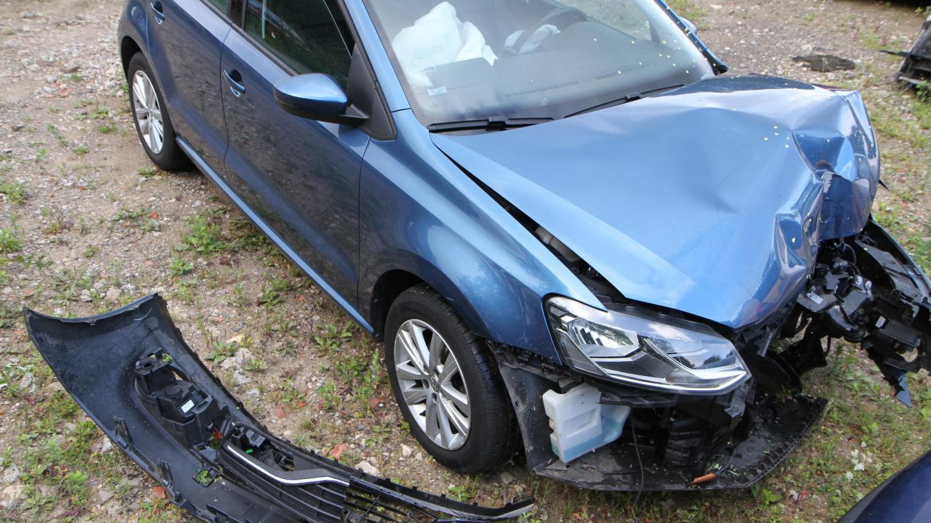 Samer : un conducteur hospitalisé suite à un accident
