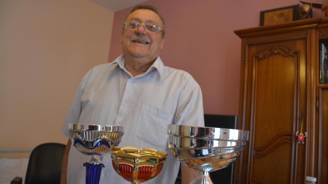 Edmond Judek, président actuel du club, raconte les années fastes du club.