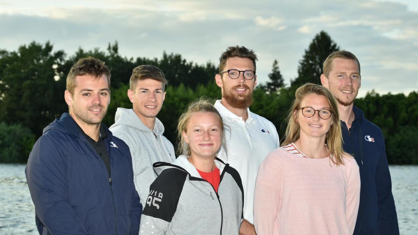 Le six Immercuriens espèrent briller en Hongrie et tenteront d'obtenir leurs quotas pour les Jeux olympiques qui auront lieu l'an prochain à Tokyo.