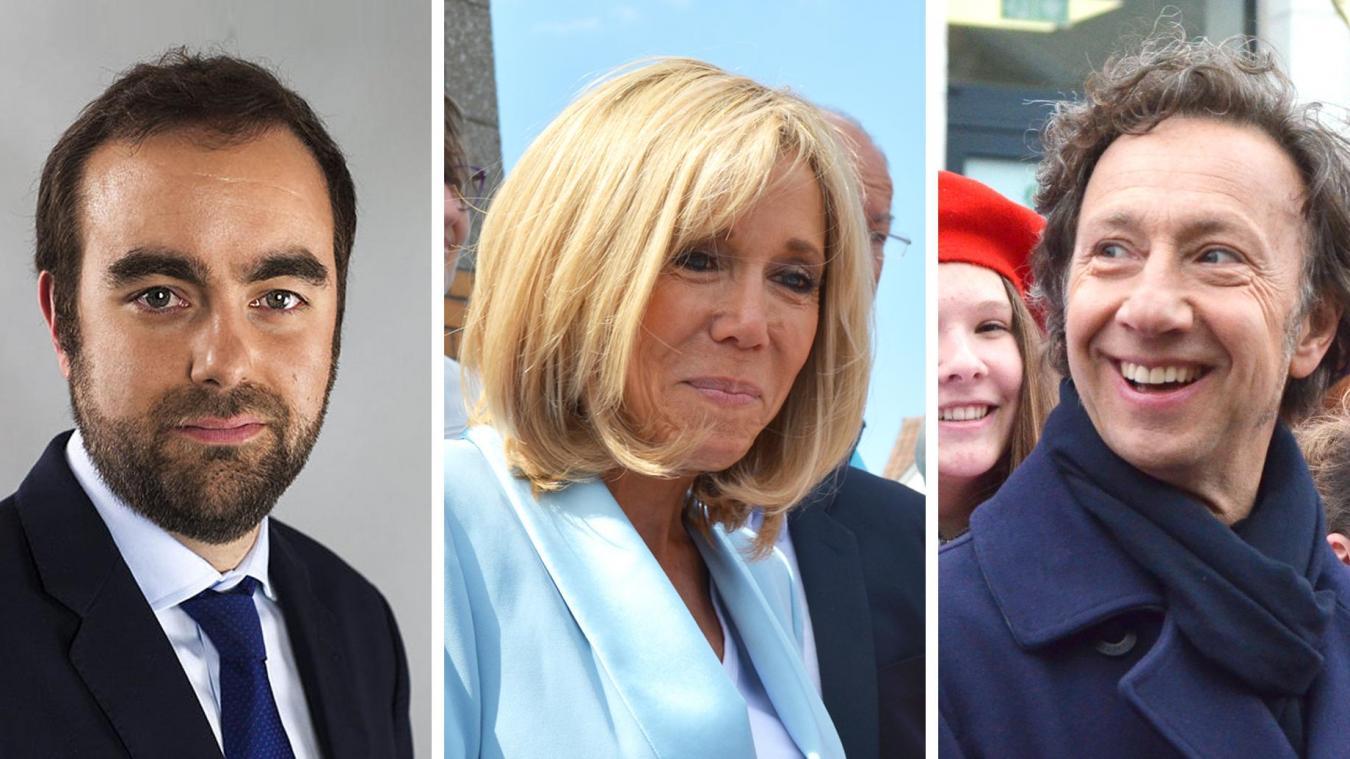 Sébastien Lecornu, ministre chargé des collectivités territoriales, la première dame de France et Stéphane Bern apporteront une belle visibilité au nouveau centre historique.