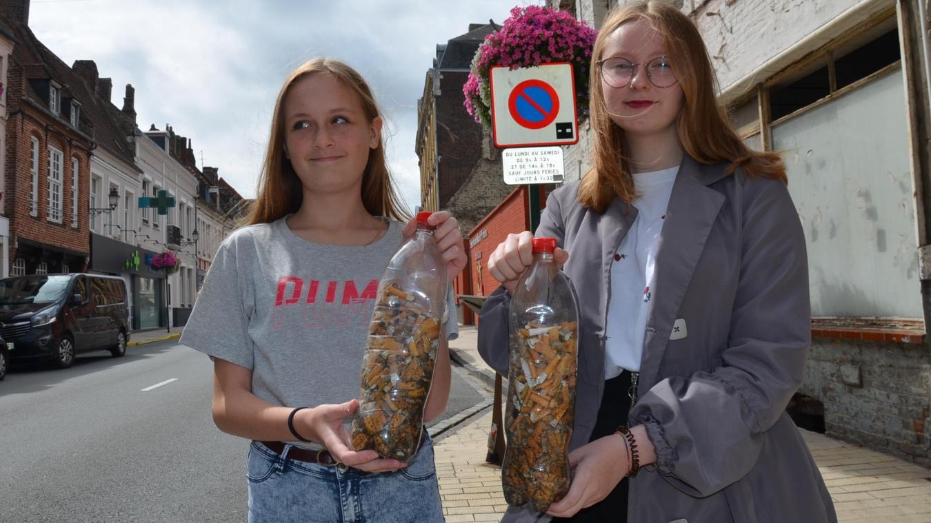 Aire-sur-la-Lys: leur défi fait un tabac