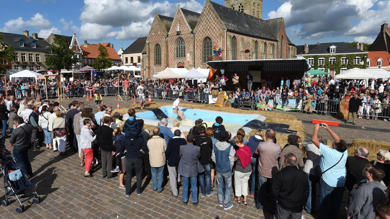 Les précédentes éditions avaient lieu sur la place Alphonse-Bergerot. Cette année, c'est sur le site de la Chênaie que la Patate feest prendra place.