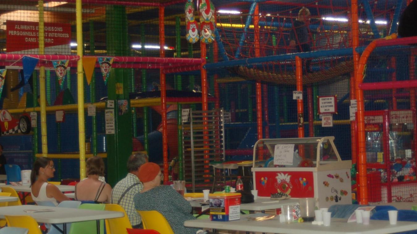 Clownland, un lieu pour les familles. Où chacun trouve de quoi s'occuper quelques heures.