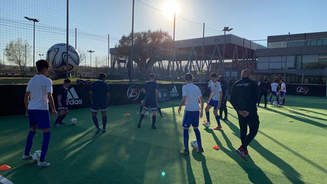 Ce stage sera l'occasion pour les jeunes d'apprendre une autre pratique du football.