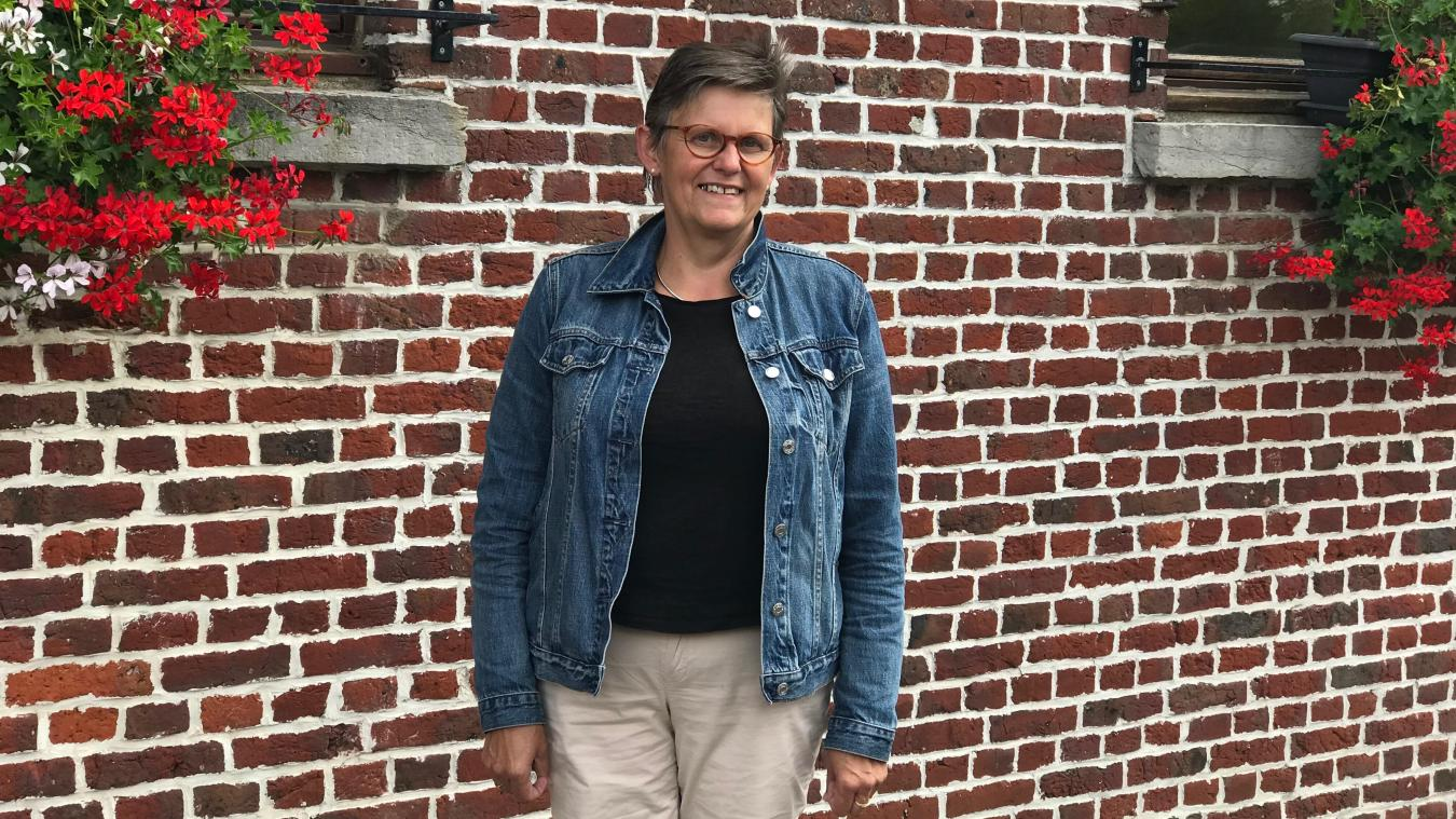 Anne Vanpeene a succédé à Paul Dequidt en 2014 à la tête de la commune de Winnezeele.