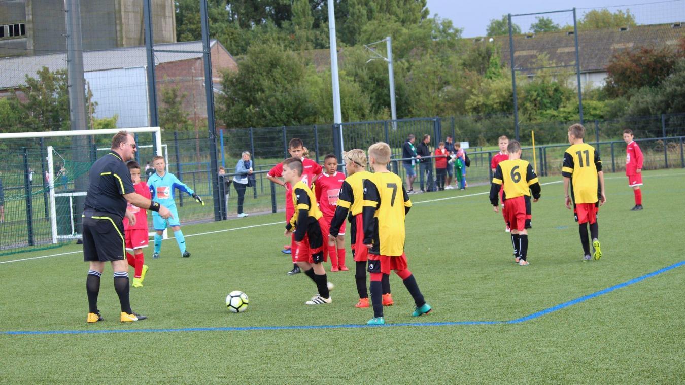 Cette année, le SCB Football accueille 40 clubs à l'occasion de ce tournoi international U12-U13.