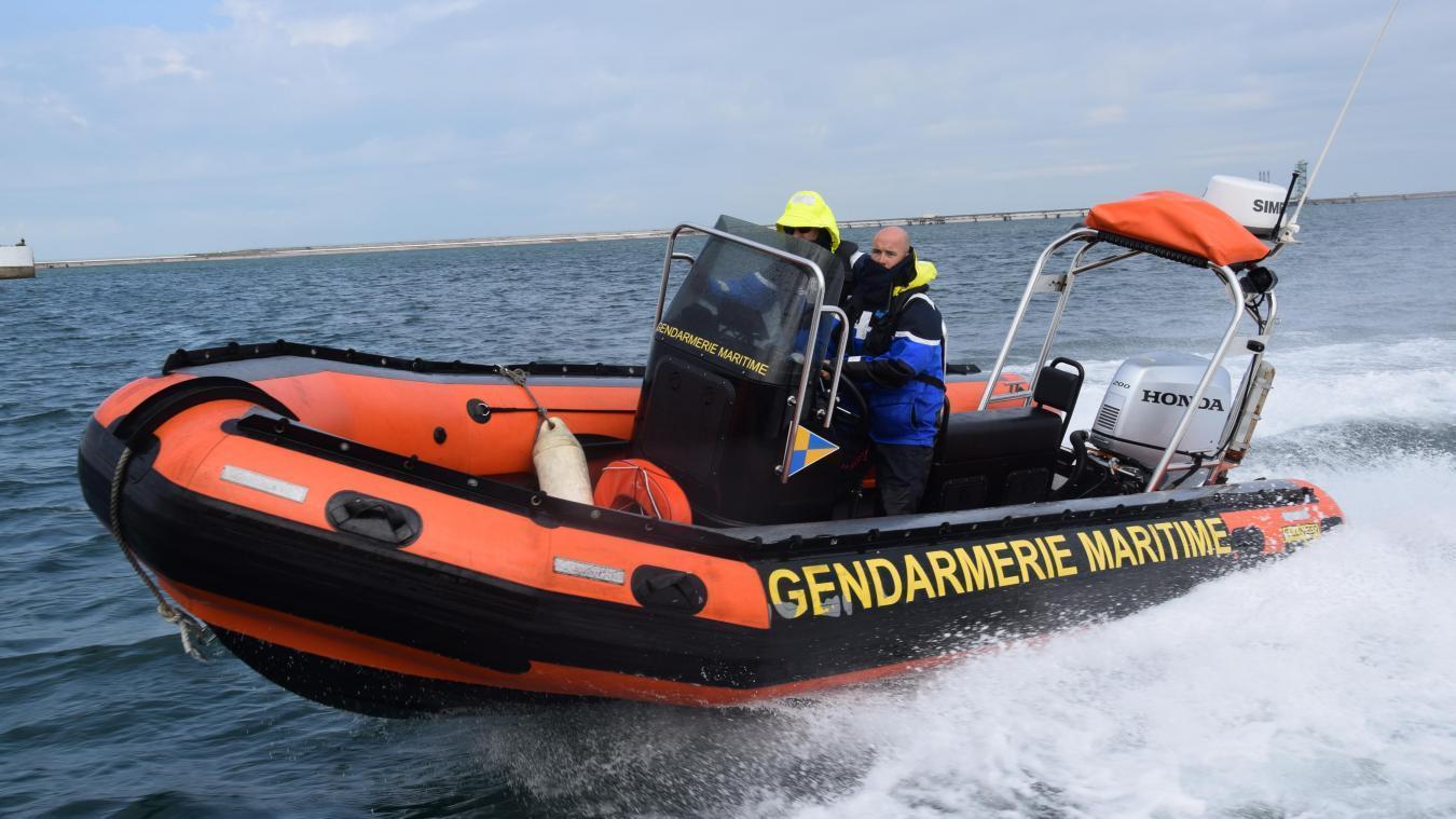 35 gendarmes composent le peloton de sûreté maritime et portuaire de Dunkerque, basé à Loon-Plage.