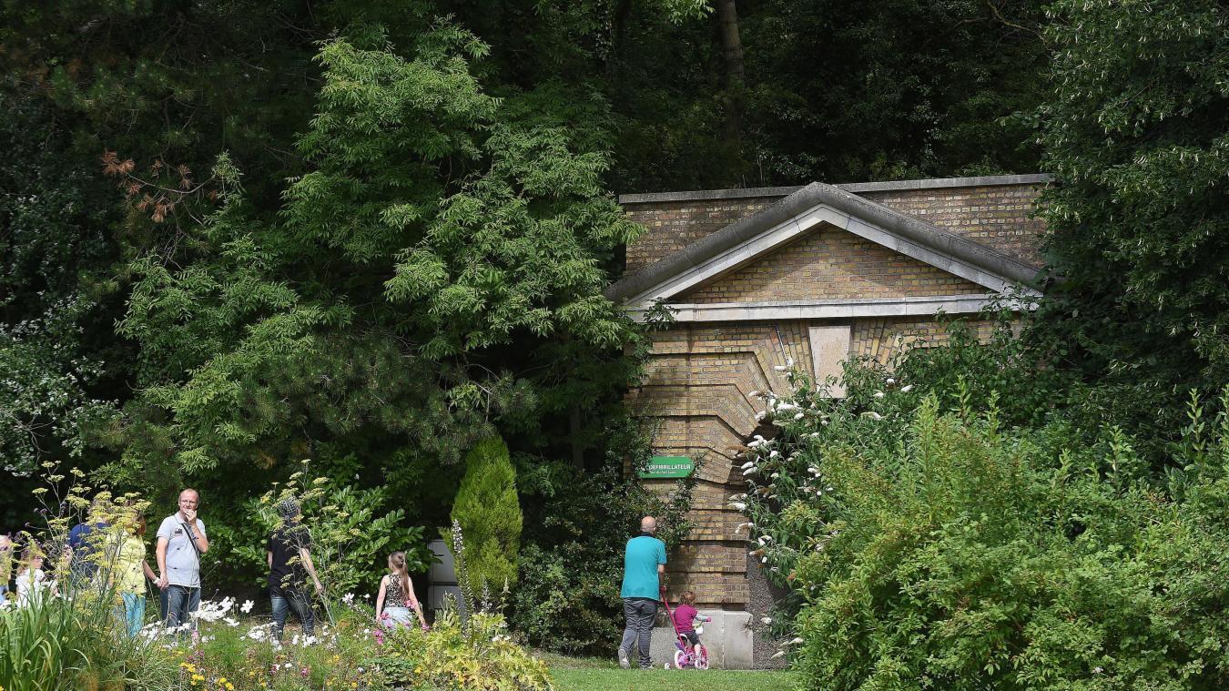 Le parc du Fort Louis fait partie des lieux coudekerquois emblématiques.