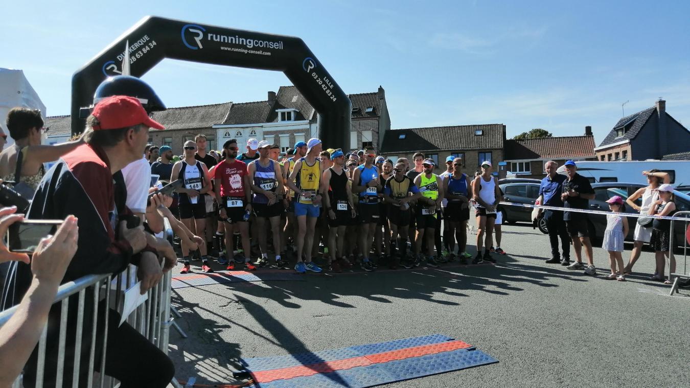 Plus de 200 coureurs pour la 45e édition du Circuit des géants