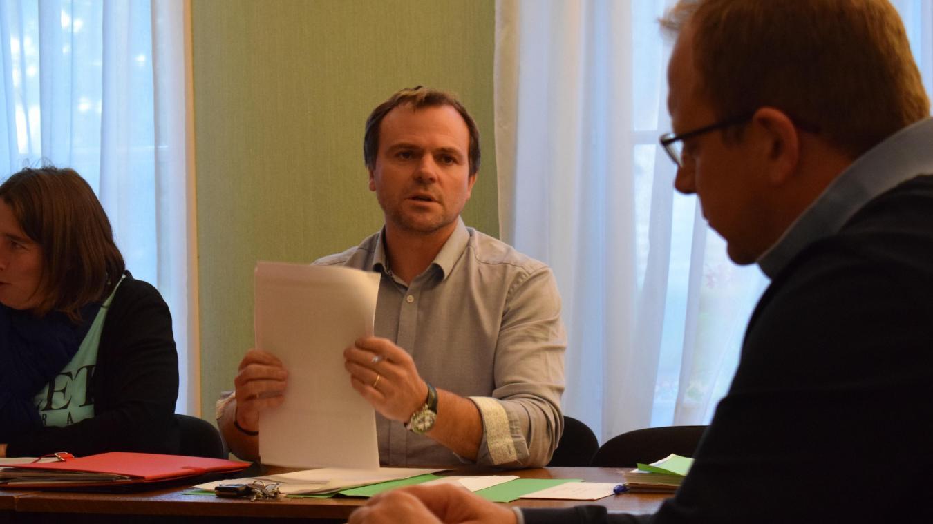 Municipales 2020 : le maire Vincent Pauwels repart en 2020