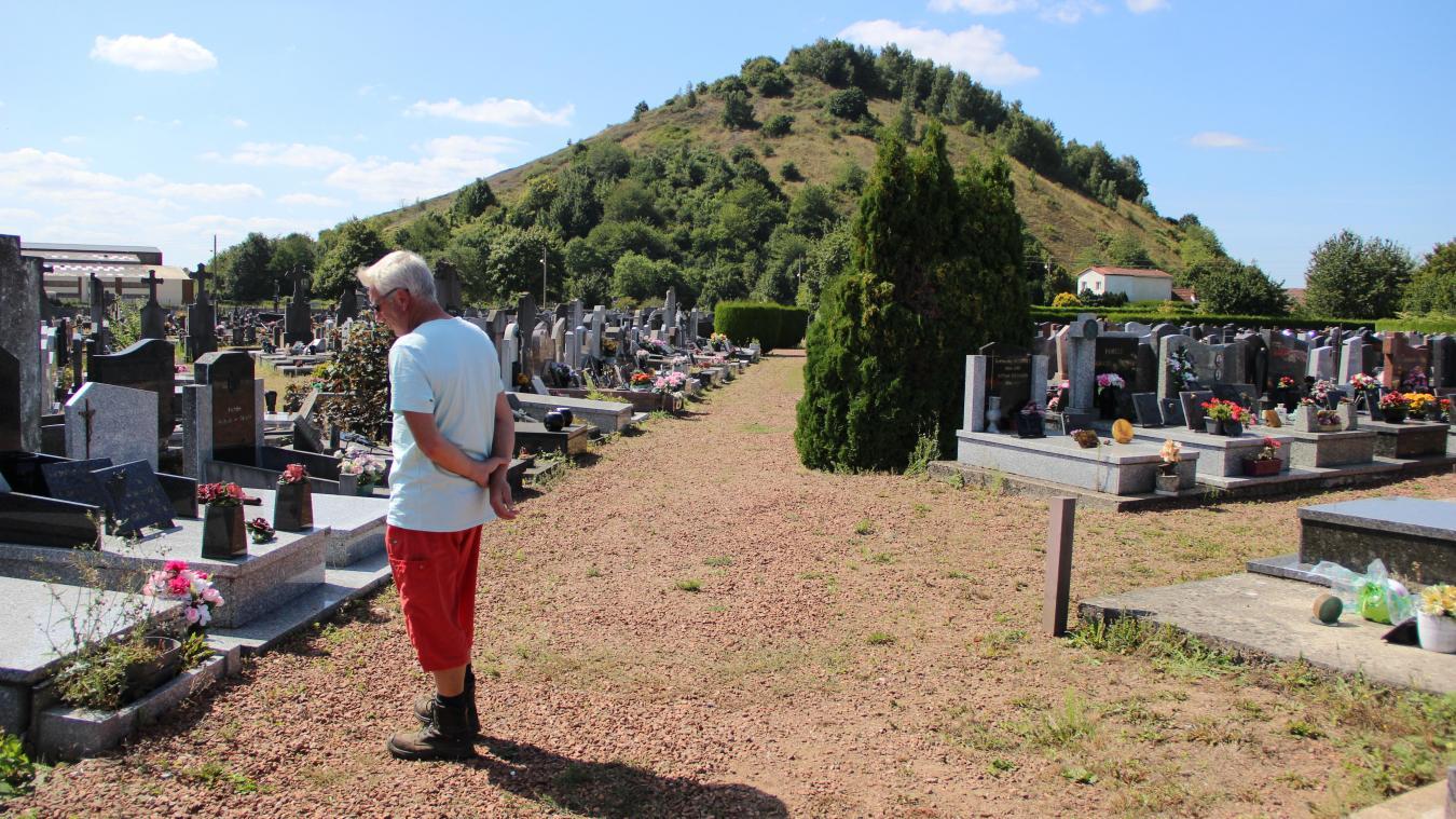 Bruay-la-Buissière: polémique sur l'herbe qui pousse au cimetière