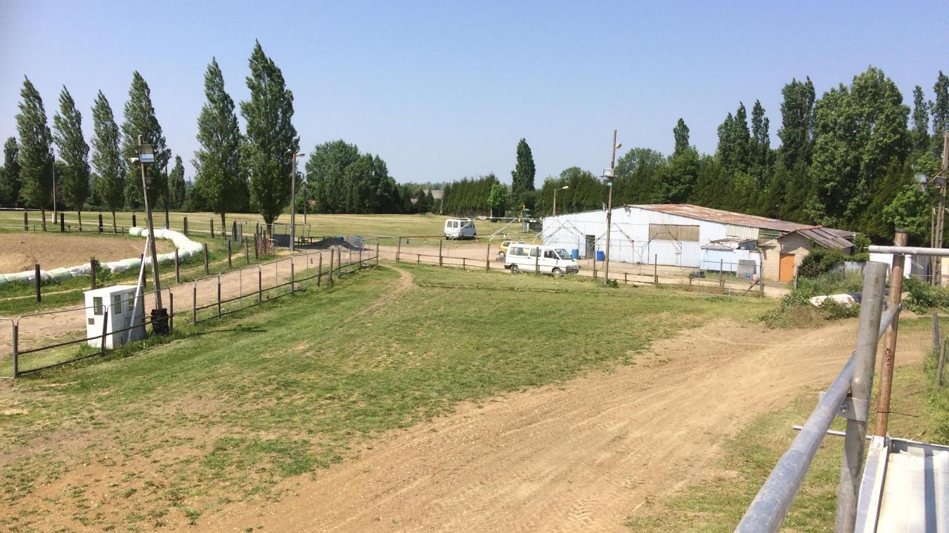 C'est dans le local du circuit Marcel-Mullet que les vols ont été constatés.