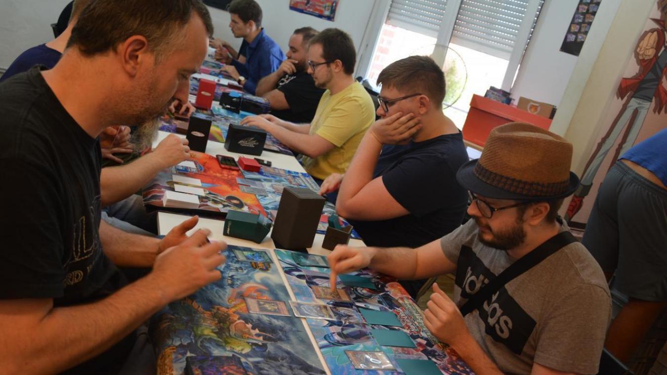 Bruay-la-Buissière: des tournois de Yu-Gi-Oh organisés deux fois par semaine